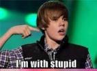 Stupid celebrity